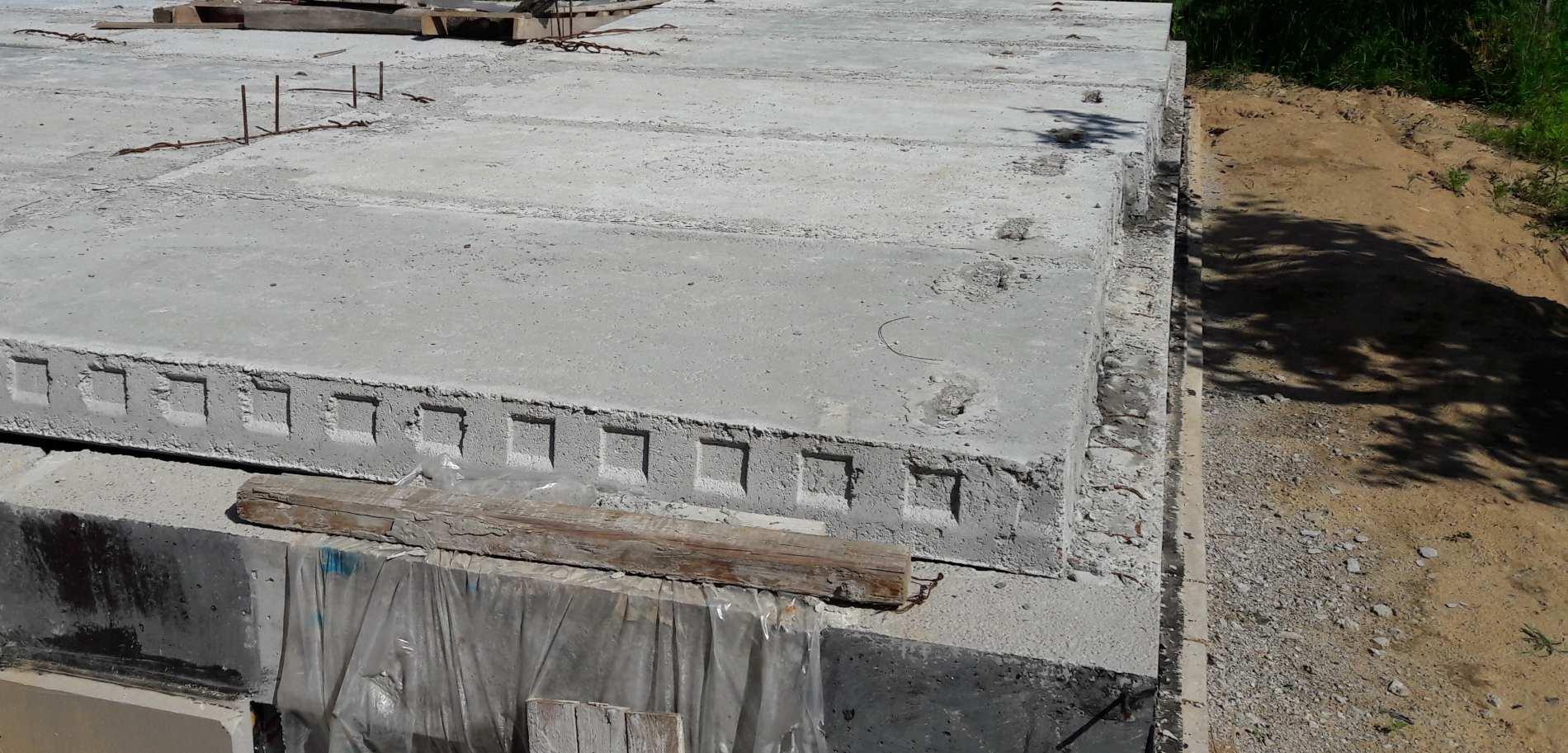 бетонные плиты перекрытия